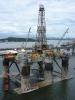 Plataforma de petróleo XVI